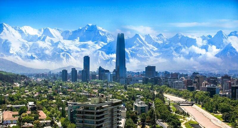 Melhores empresas de aluguel de carro no Chile
