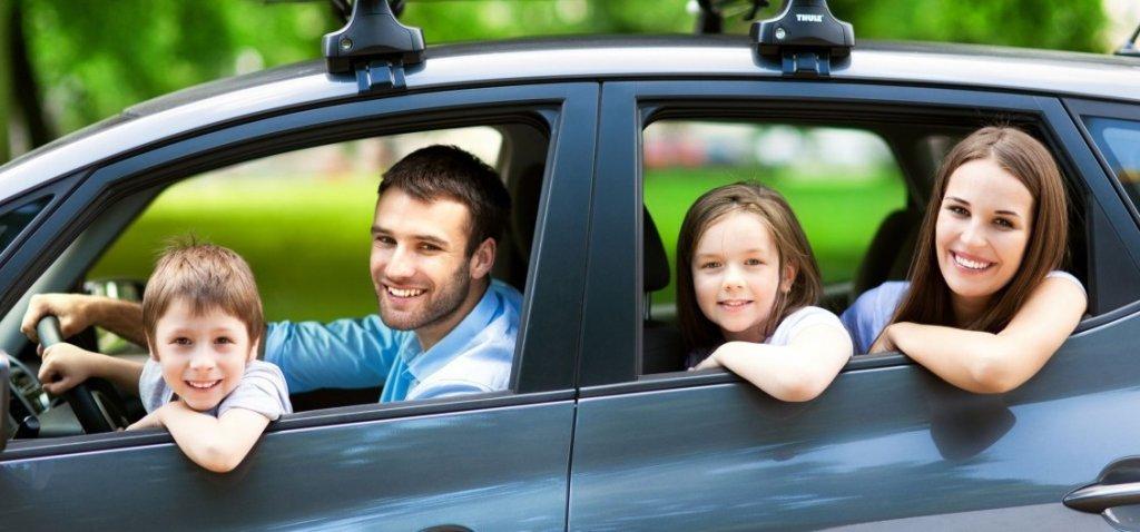 Família de carro em Gramado