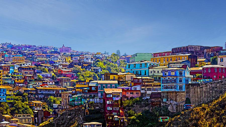Aluguel de carro em Valparaíso - Chile