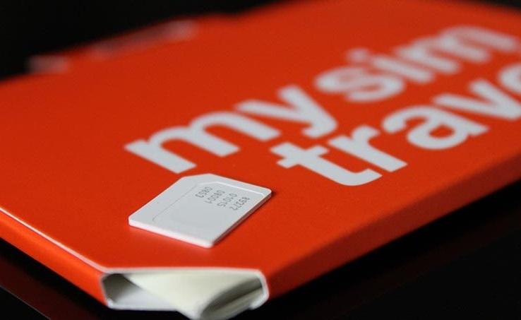 Chip Pré Pago Internacional de celular para o exterior: Mysimtravel