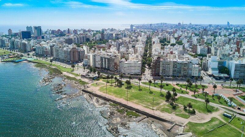 Melhores locadoras de carro no Uruguai