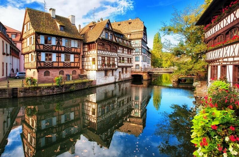 Aluguel de carro em Estrasburgo na França: Todas as dicas